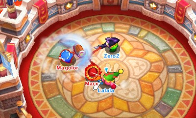 Kirby Battle Royale image 1