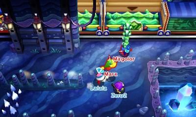 Kirby Battle Royale image 3