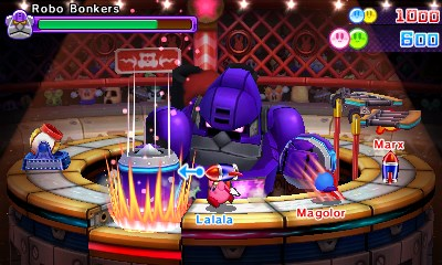 Kirby Battle Royale image 2