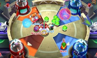 Kirby Battle Royale image 4