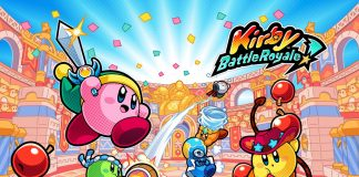 Kirby Battle Royale header