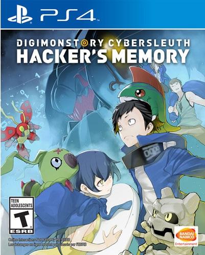 Digimon Story pochette