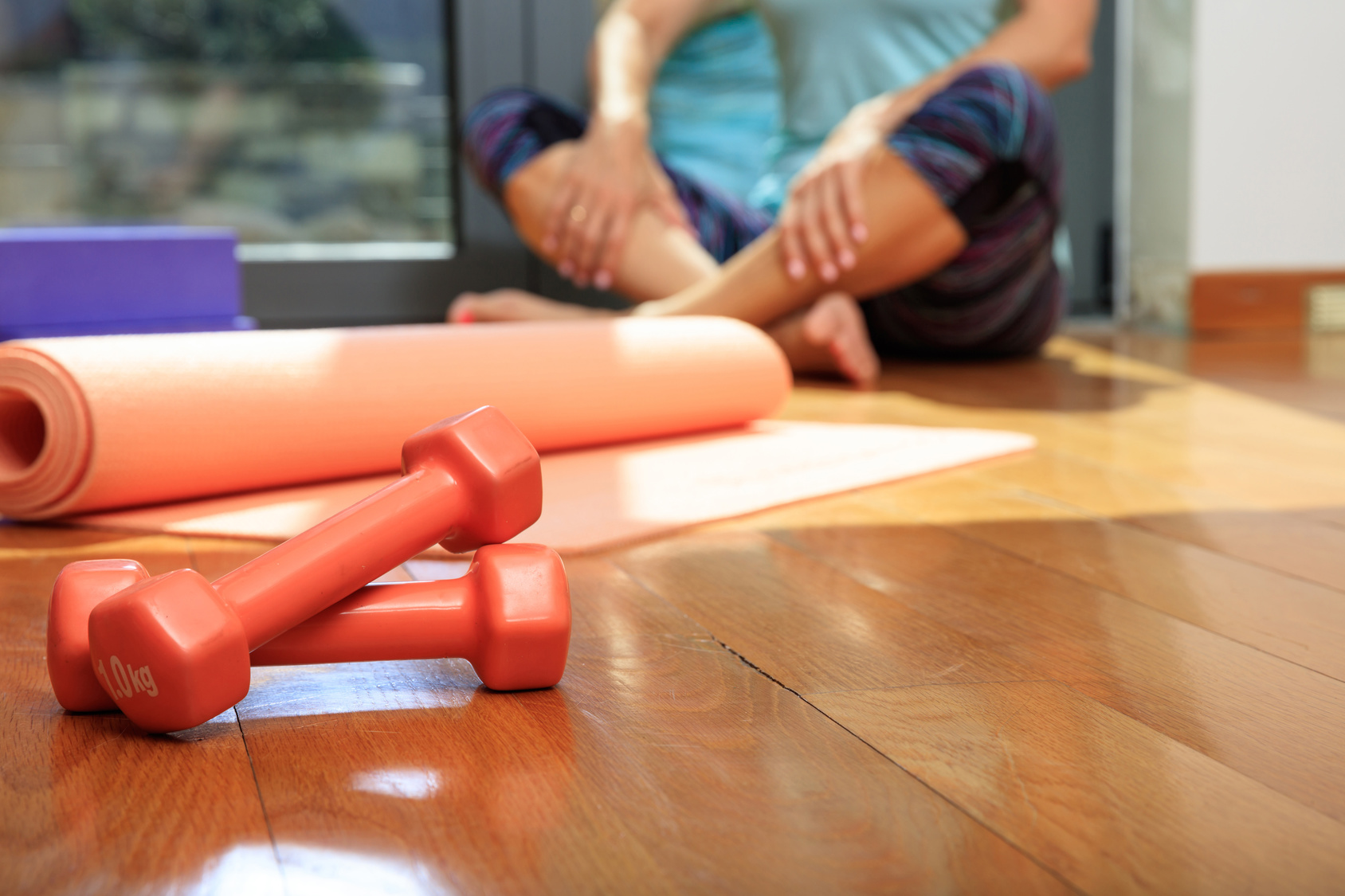Aménager un gym à domicile dans un petit espace