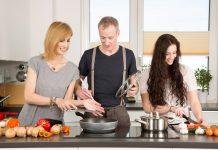 La liste des produits essentiels pour la cuisine