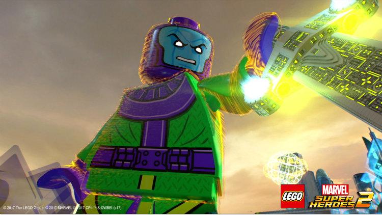 lego super heroes 2
