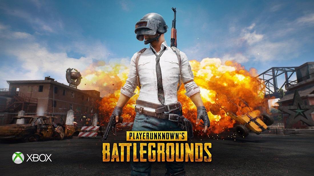 PUBG header Xbox