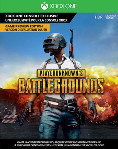 PlayerUnknown's Battlegrounds pochette