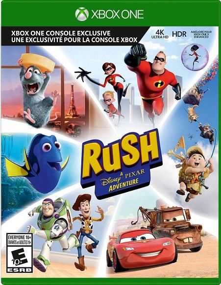 Héros Disney Pixar pochette