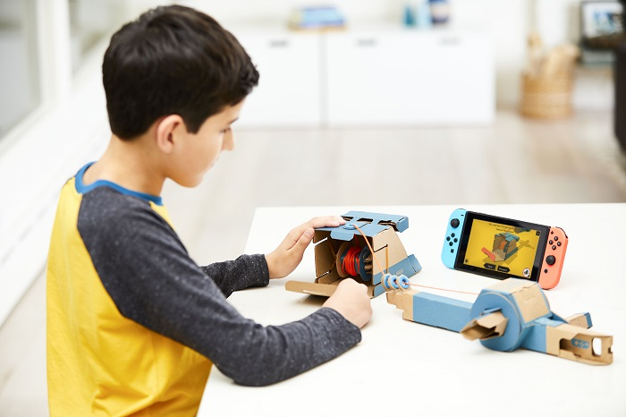 Nintendo Labo image 2