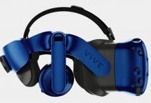 Casque HTC Vive Pro de réalité virtuelle