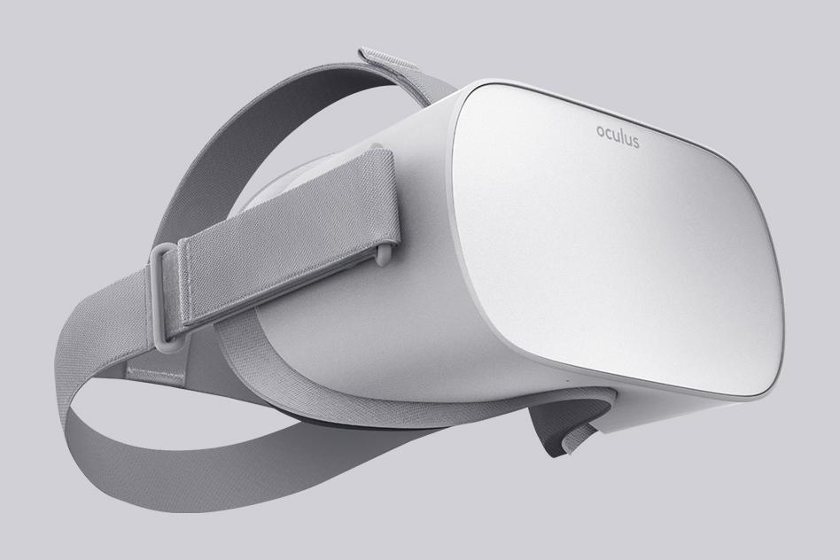 Casque Oculus go