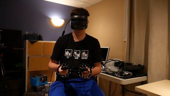 Casque HP de réalité mixte