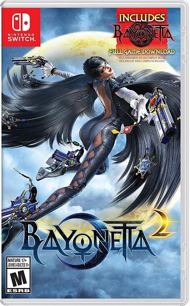 Bayonetta 2 pochette