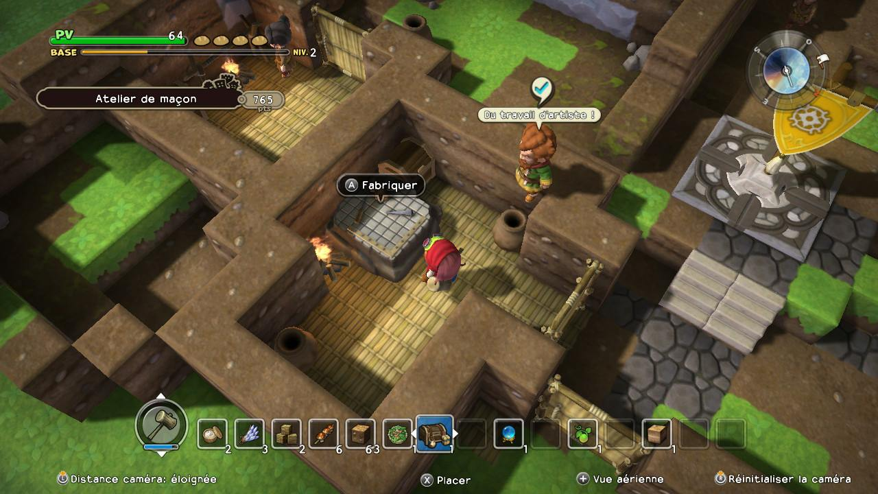 Dragon Quest Builders image 3