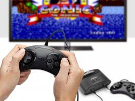 Sega Genesis main