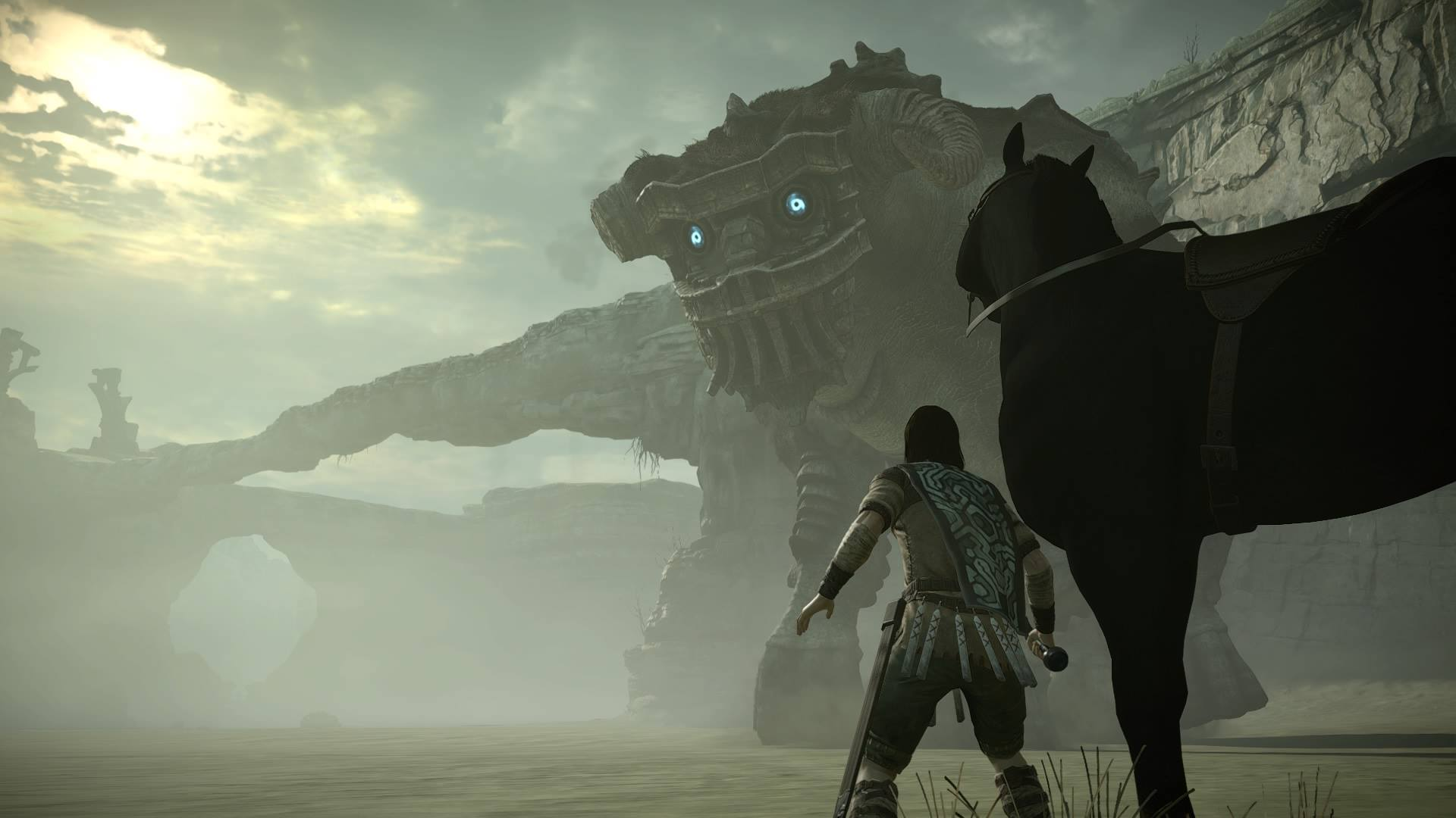 Shadow of the Colossus image 4