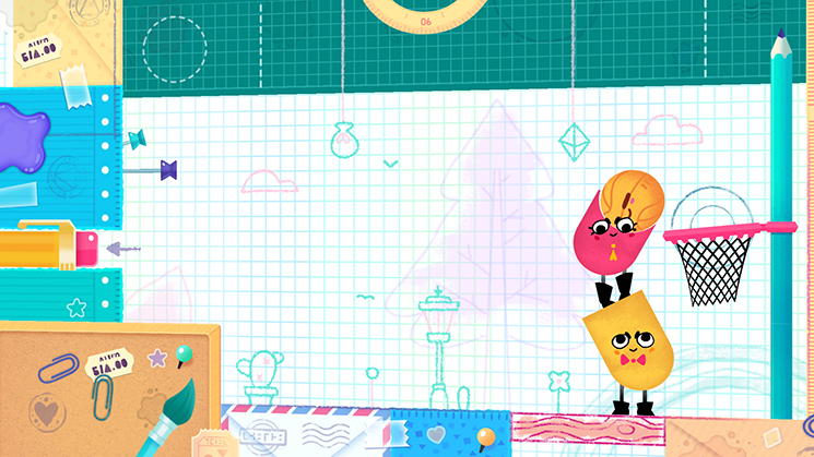 Snipperclips image 1