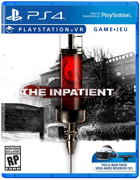 The Inpatient pochette
