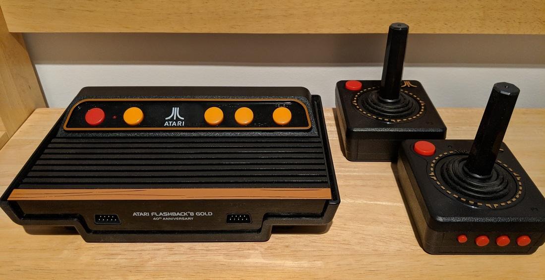 Atari Flashback Gold 1