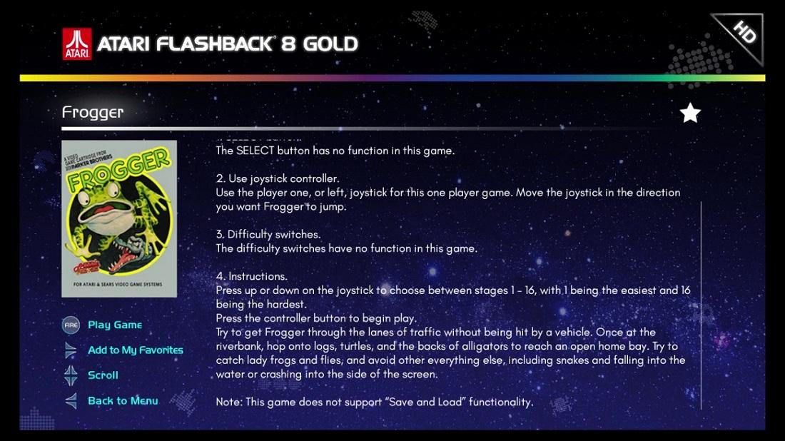 Atari Flashback image 1