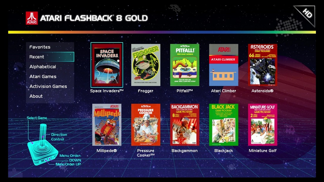 Atari Flashback image 2