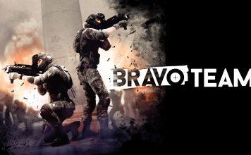 Bravo Team header