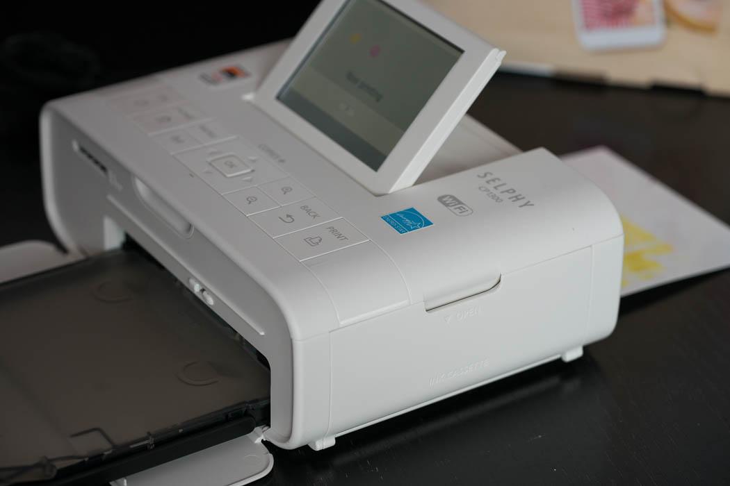 Imprimante photo Selphy CP1300 de Canon