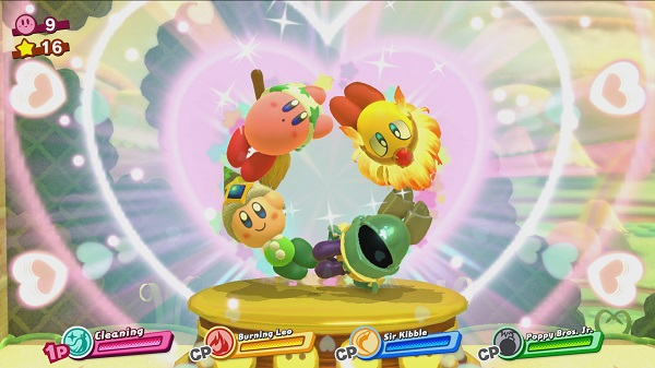 Kirby Star Allies image 3