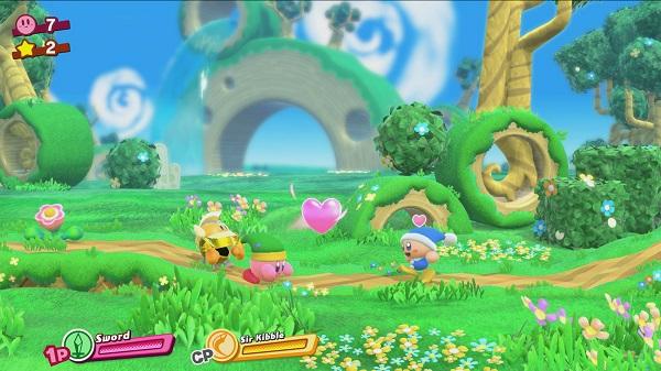 Kirby Star Allies image 4