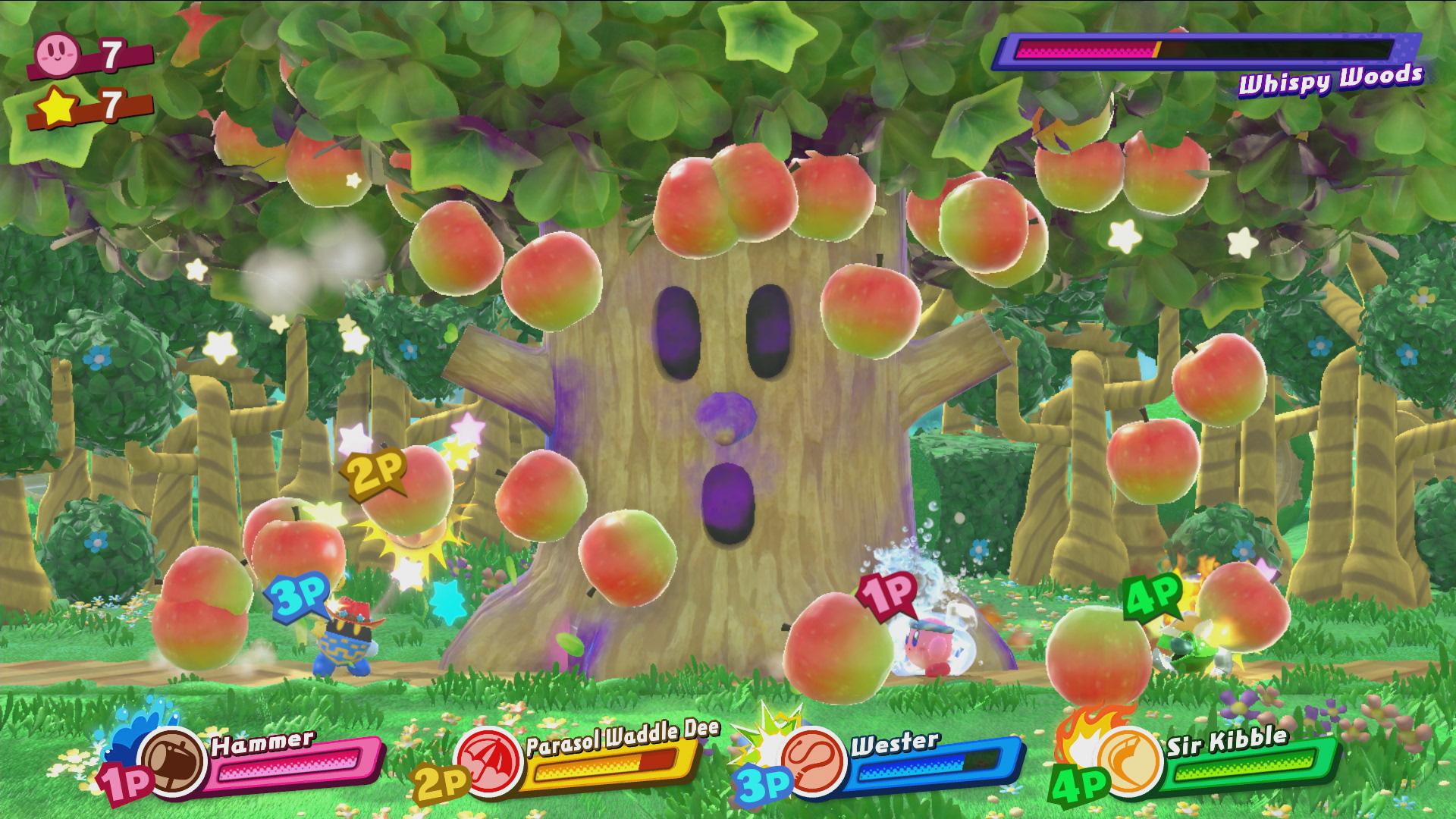 Kirby Star Allies image 5