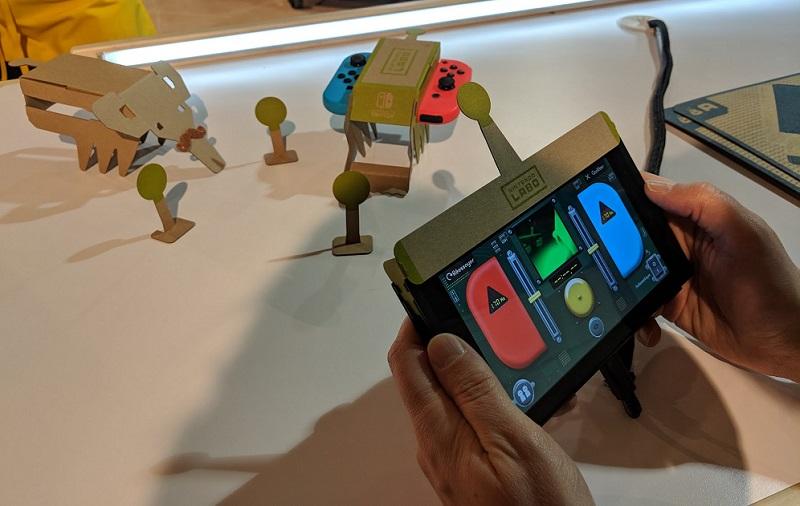 Nintendo Labo image 1