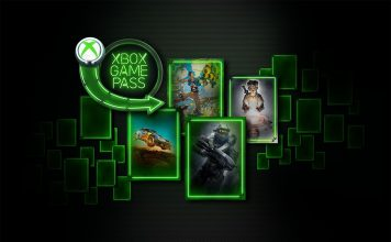 Xbox Game Pass header
