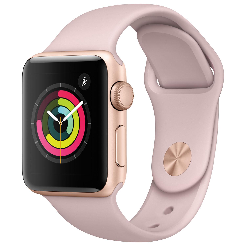 Apple Watch série 3 (GPS + cellulaire) 38 mm