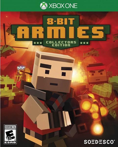 8-bit Armies pochette