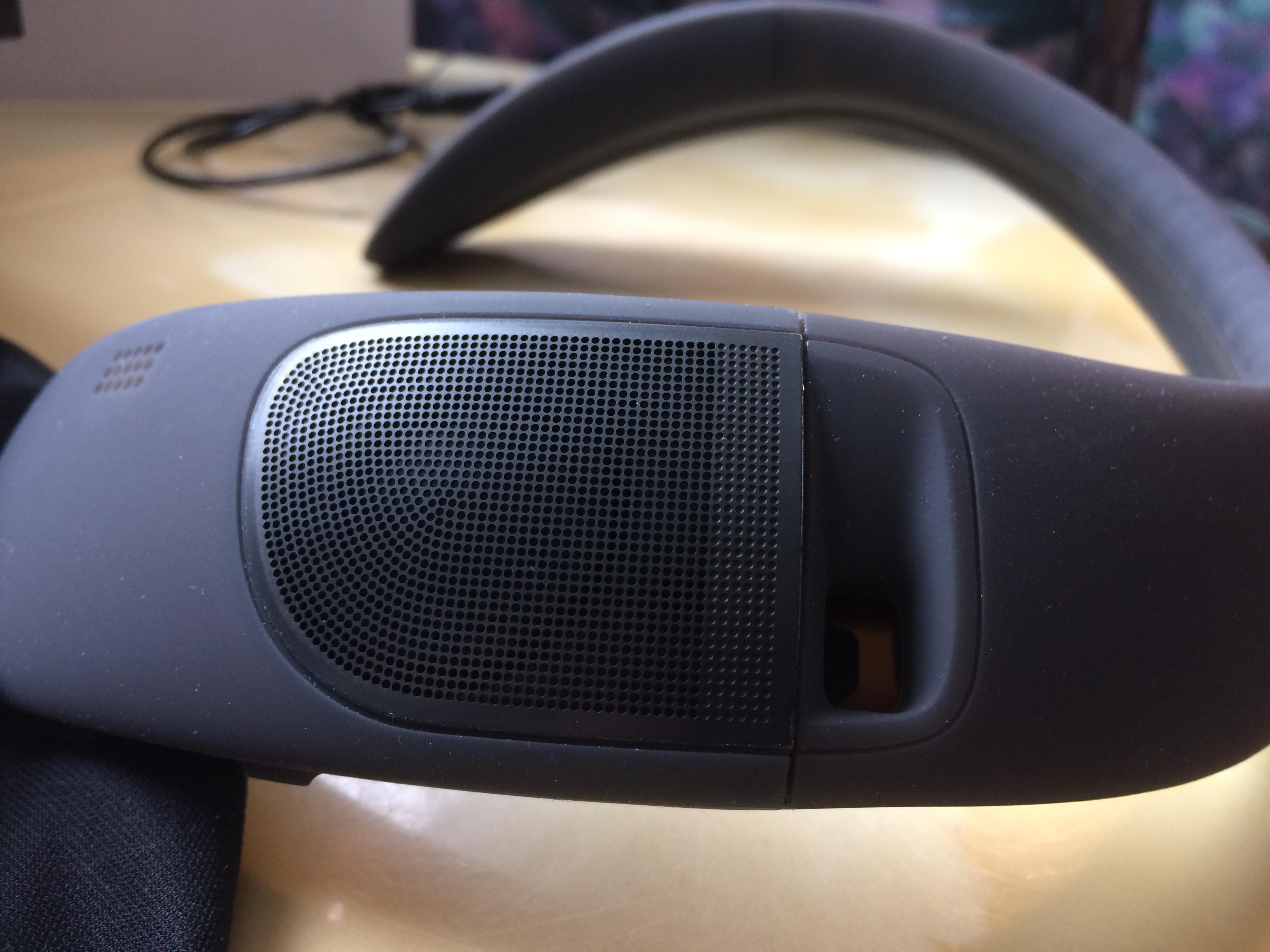 Soundwear Bose enceinte