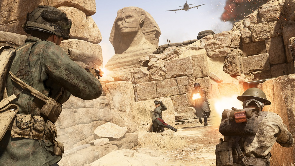 Call of Duty Égypte