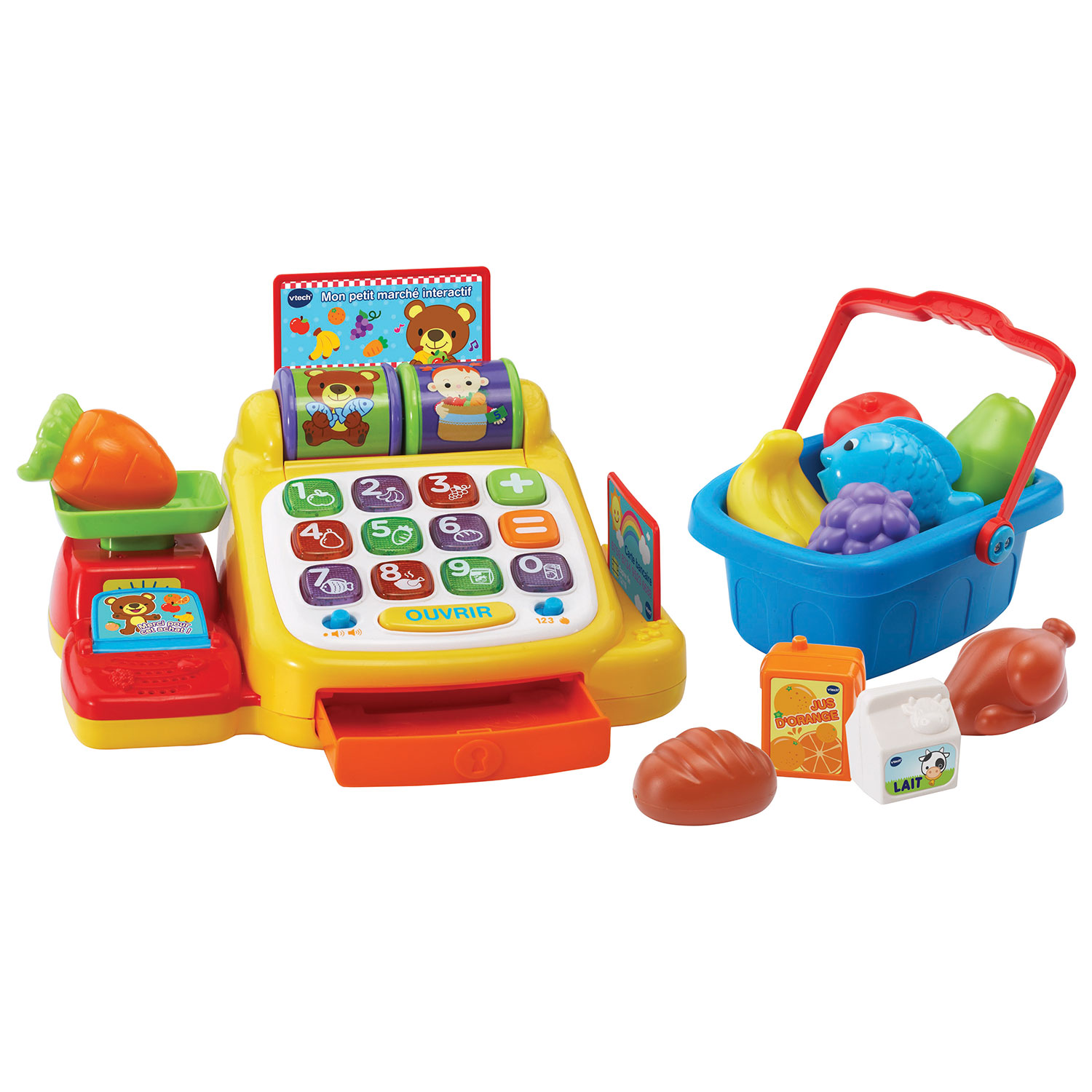 Caisse enregistreuse Ring & Learn de VTech