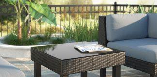 Comment aménager un patio sans dépenser une fortune