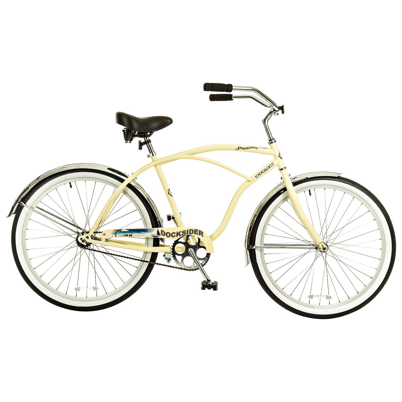 bicyclette docksider titan