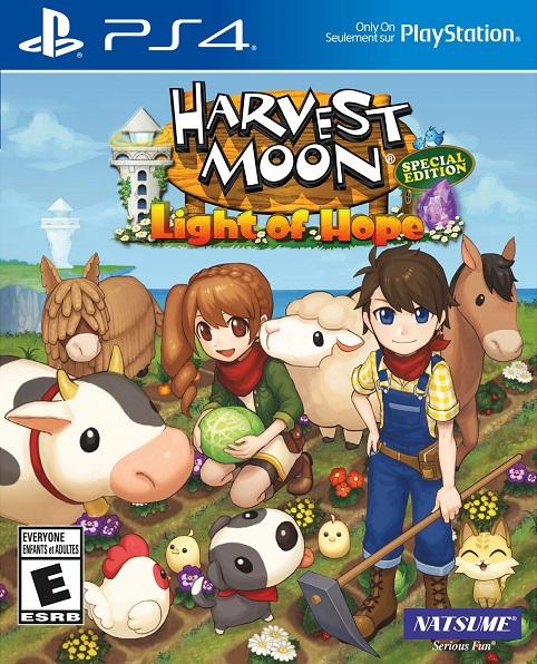 Harvest Moon LoHope pochette