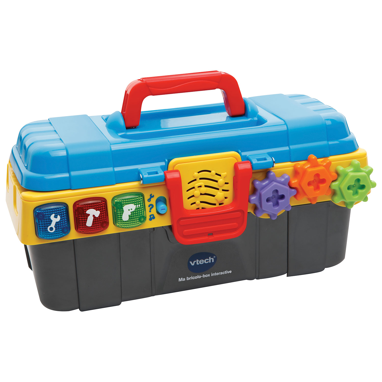 Ma bricolo-box interactive de VTech