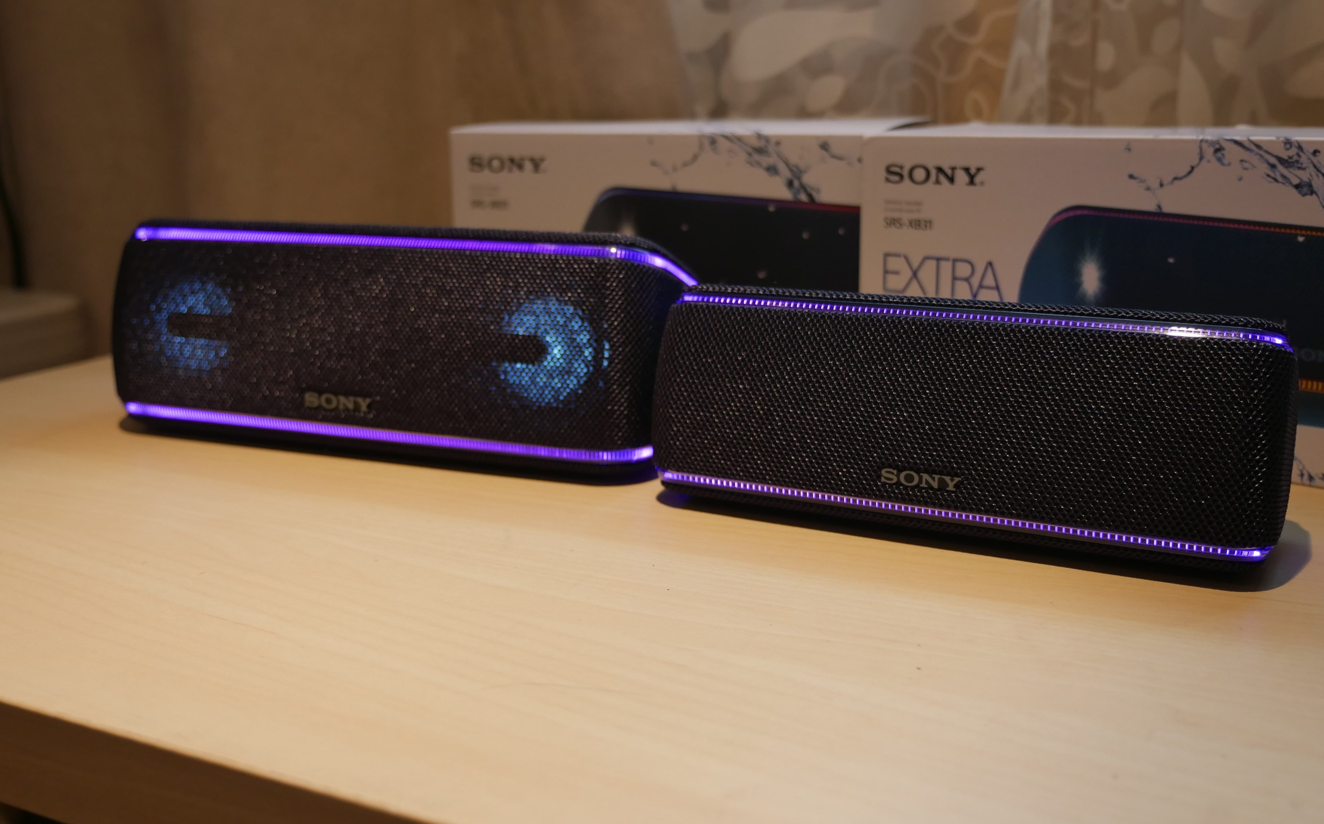 Sony XB31
