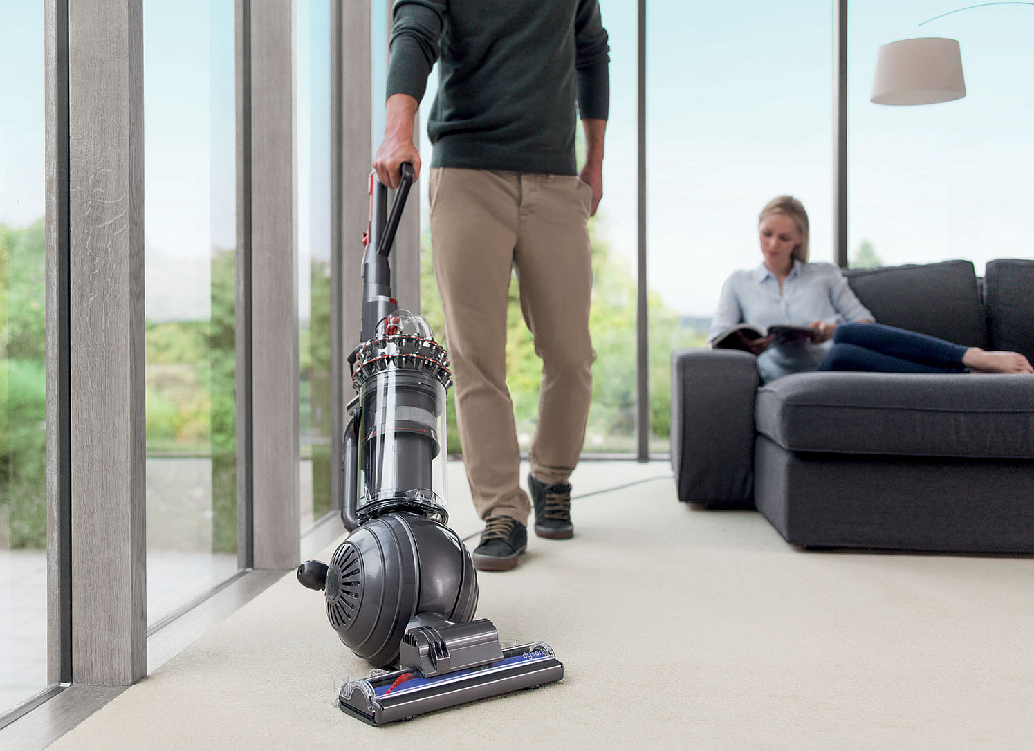 aspirateur vertical Animal Cinetic DC77 de Dyson