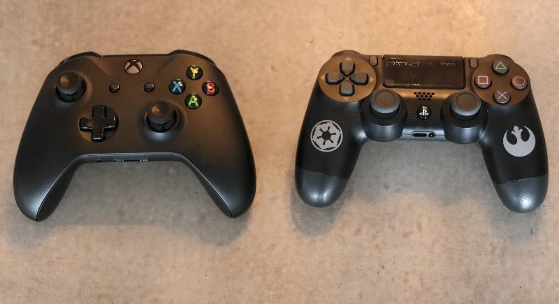 Quelle console choisir entre la Xbox One X et la PlayStation 4 Pro on