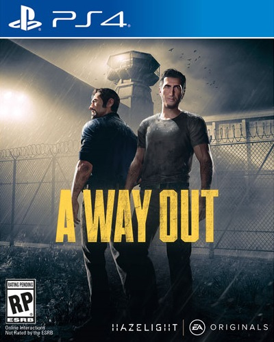 A Way Out pochette