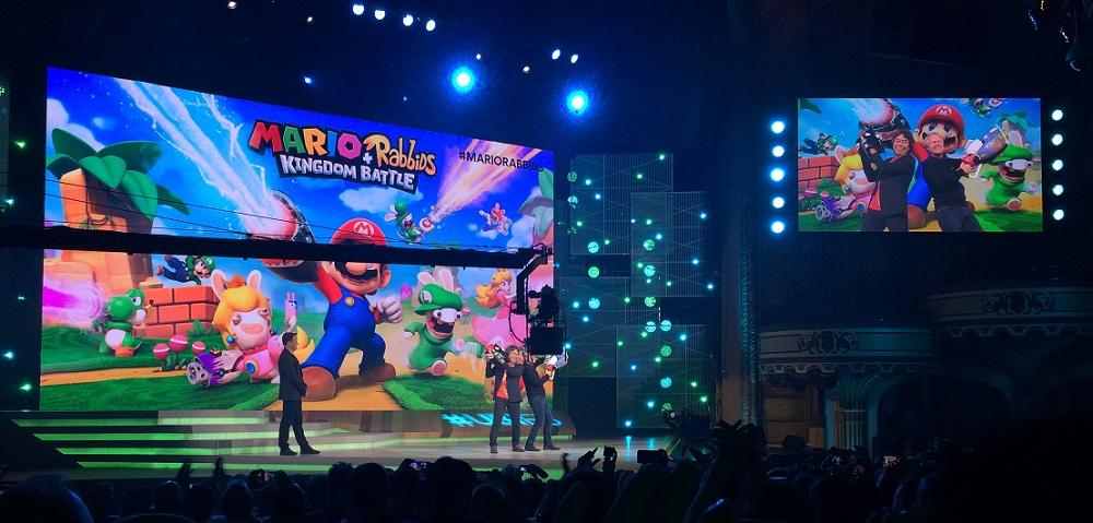 E3 2017 conférence Ubisoft