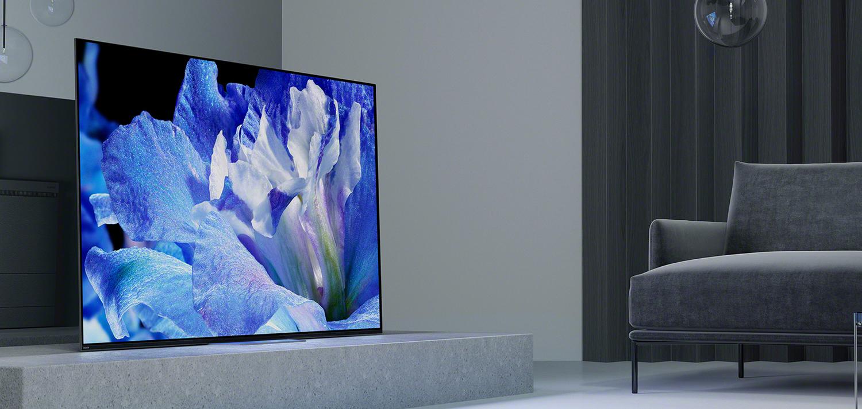 survol du t l viseur oled a8f bravia de sony blogue best buy. Black Bedroom Furniture Sets. Home Design Ideas