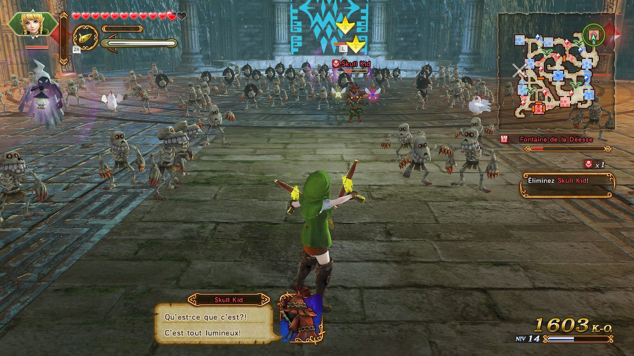 Hyrule Warriors image 1