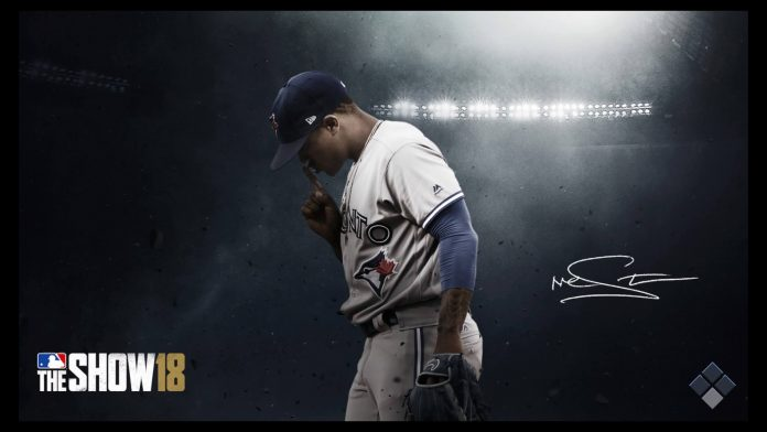 MLB THe Show 18 header