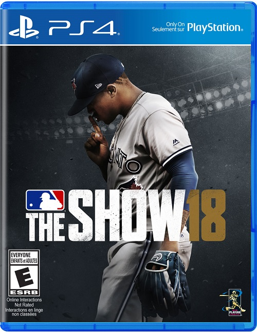MLB The Show 18 pochette